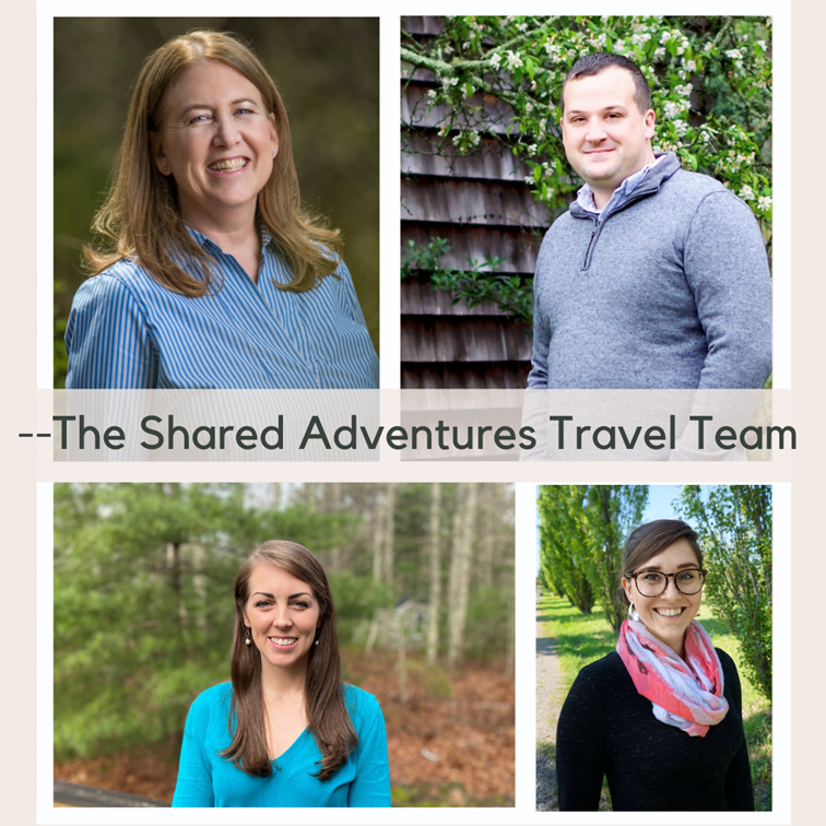 shared adventures travel team