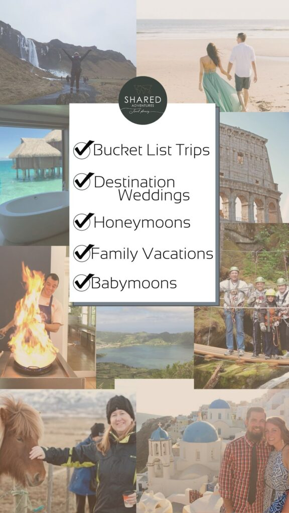 shared adventures travel types of trips